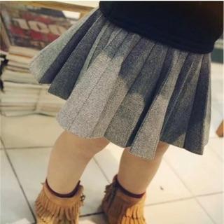 Chân váy len cho bé gái hàng quảng châu