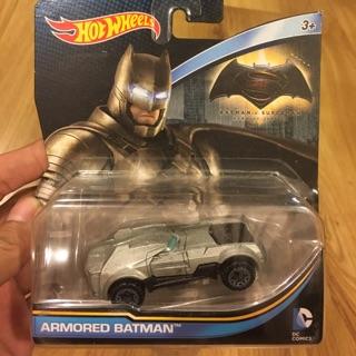 Xe mô hình Hotwheels DC Batman.