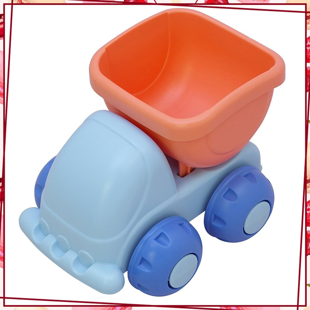 [NEW_SALE] Xe Ôtô tải Safe & Soft xanh blue Toyroyal