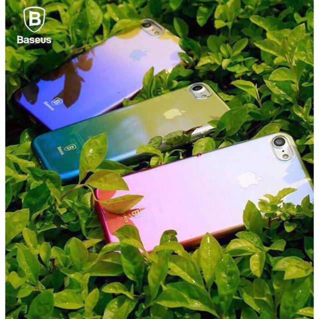 Ốp lưng đổi màu Glaze case cho iPhone 6/6plus 7/7plus 8/8plus - Baseus