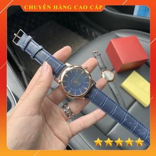 Đồng Hồ Nam FZD Dây Da Giá Siêu Rẻ - Fullbox Tặng Vòng Tay Phong Thủy DH150 shopthoitrang