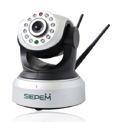 Camera IP WIFI Siepem S6200 - 1.0 MP