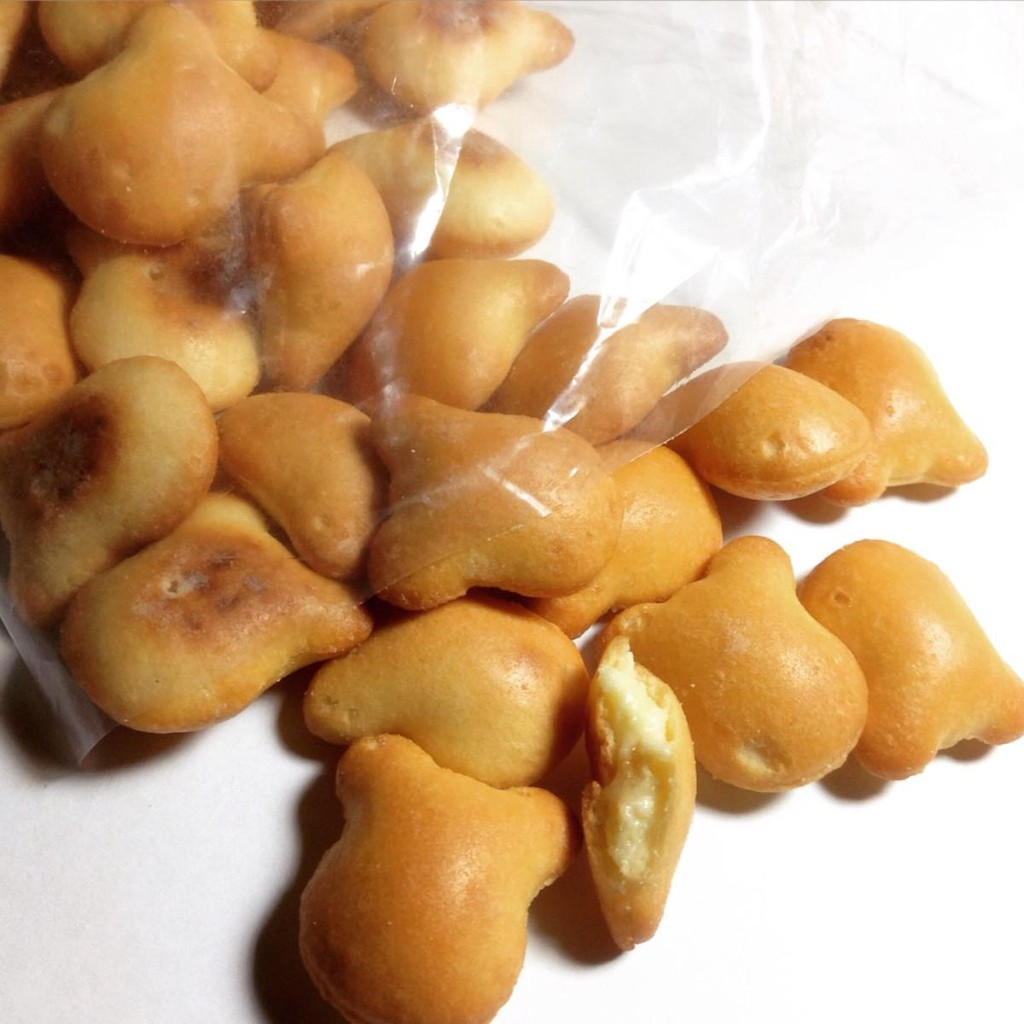Bánh gấu nhân kem Thiên Hồng 500g