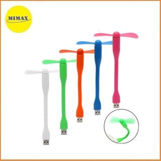 Quạt Cổng USB Mini 2 Cánh Rời Siêu Mát