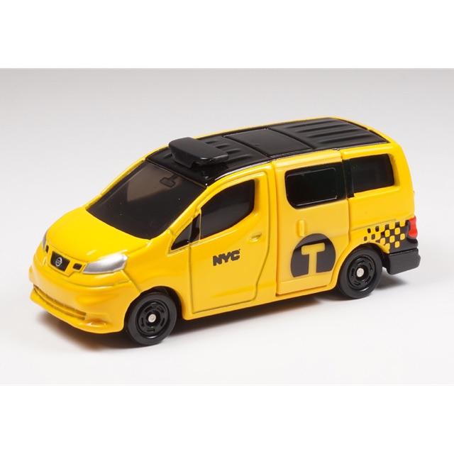 Xe mô hình Tomica Nissan NV200 Taxi