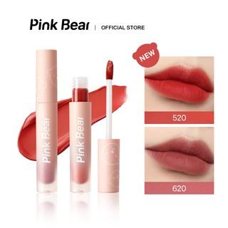 Son Kem Pink Bear Butter Cream Tint Velvet Matte Lip Long-lasting Hydrating High coverage 8 Shades 2.5g thumbnail