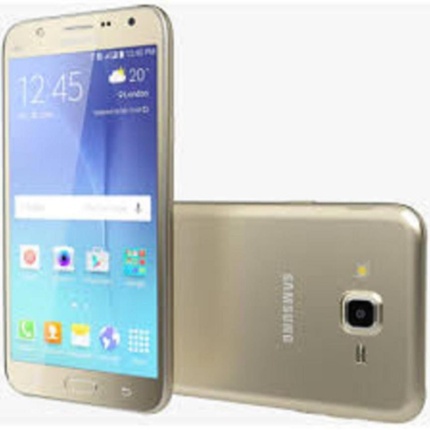 điện thoại Samsung Galaxy J7 2sim 16G mới Chính hãng, chơi Tiktok Fb Youtube mướt