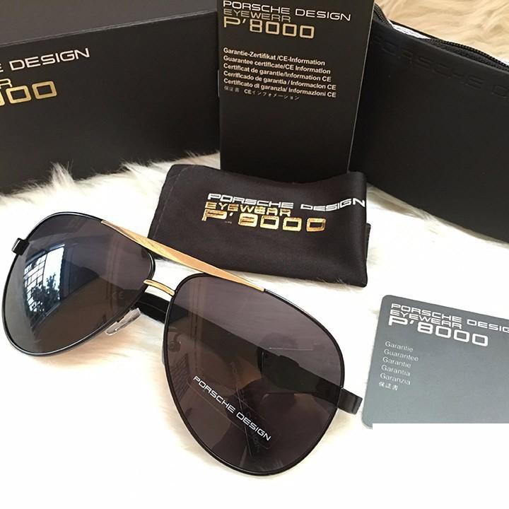 45a4b1178939 mắt kính PORSCHE P8000 FULLBOX