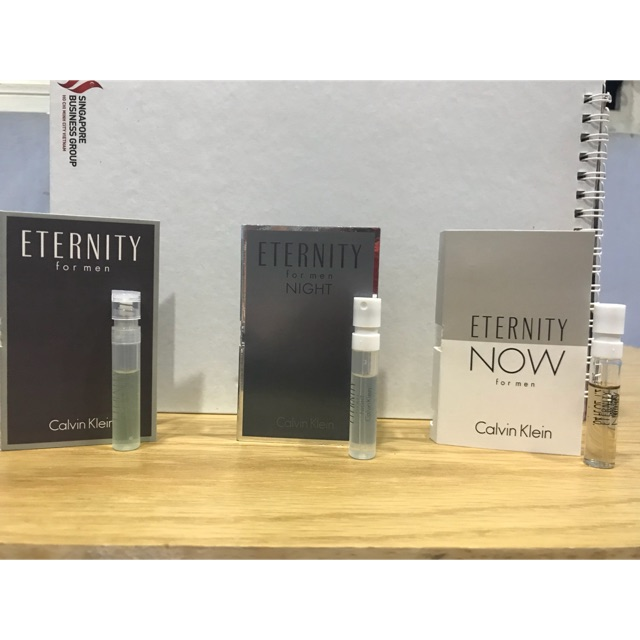[MẪU THỬ] CK ETERNITY FOR MEN 1.2ml