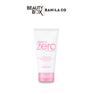 Sữa Rửa Mặt Banila Co Clean It Zero Foam Cleanser MOQ 20,NW 150ml thumbnail