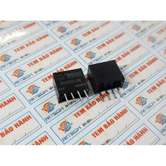 B0505S-1W IC nguồn cách ly 5V sang 5V 1W