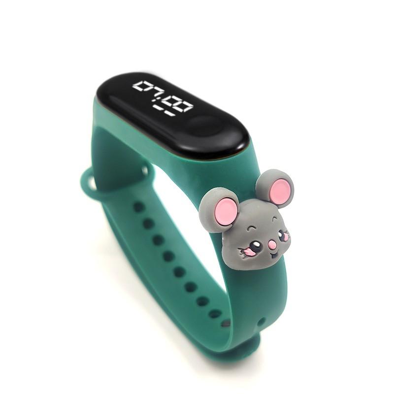 đồng hồ nữ zgo disney silicon