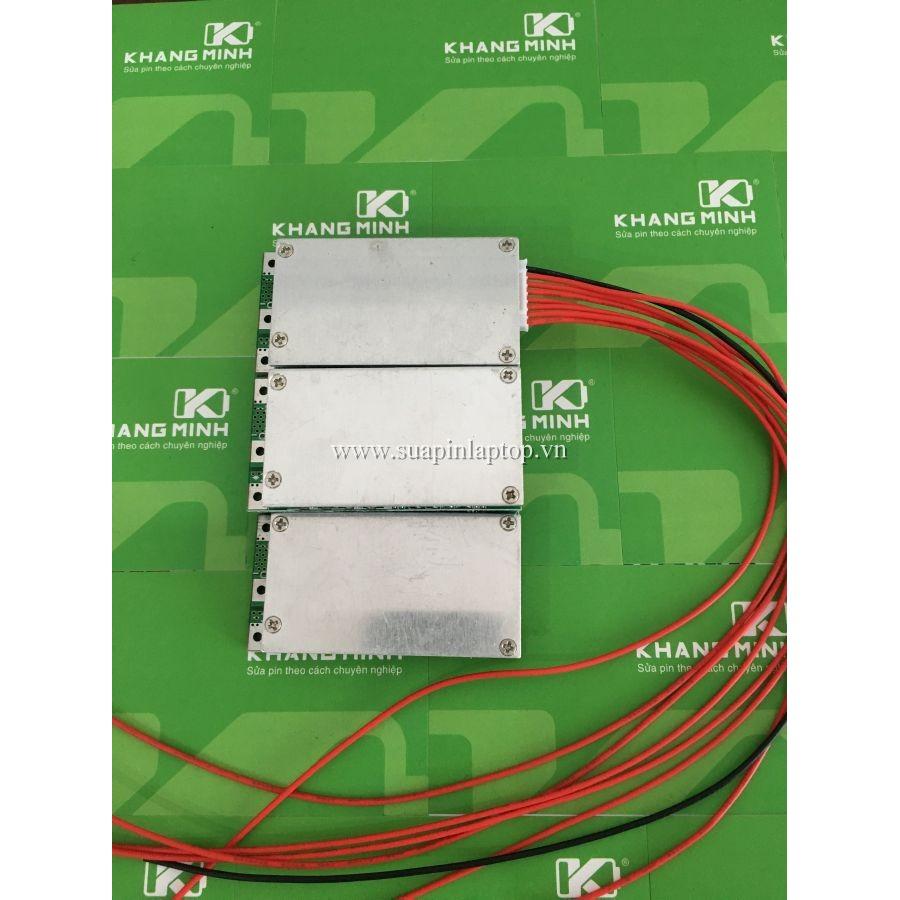 KM 7s, mạch sạc lio-ion đa năng 5S 6S 7S 24V - 16A, sạc cân bằng và bảo vệ cell Li-ion 24V. - 2927052 , 248139953 , 322_248139953 , 95000 , KM-7s-mach-sac-lio-ion-da-nang-5S-6S-7S-24V-16A-sac-can-bang-va-bao-ve-cell-Li-ion-24V.-322_248139953 , shopee.vn , KM 7s, mạch sạc lio-ion đa năng 5S 6S 7S 24V - 16A, sạc cân bằng và bảo vệ cell Li-ion 2