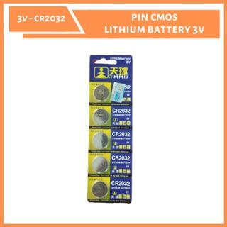 [XẢ KHO – CHỈ HÔM NAY] Pin Cmos CR2032 – 3V [Giá lẻ từng viên]