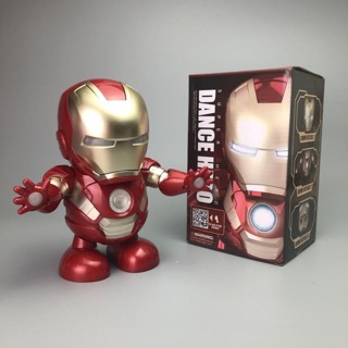 [FREE SHIP]Iron man nhảy