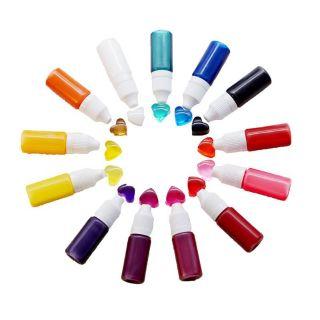 Bộ 10 màu pha resin epoxy