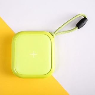 Pin dự phòng không dây MIPOW multi-color USB Type C 10000mAh Chính Hãng