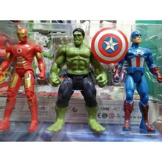 Bộ đồ chơi biệt đội siêu anh hùng AVENGERS