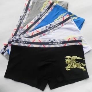 Combo 3 quần lót nam dạng đùi hiệu Burberry