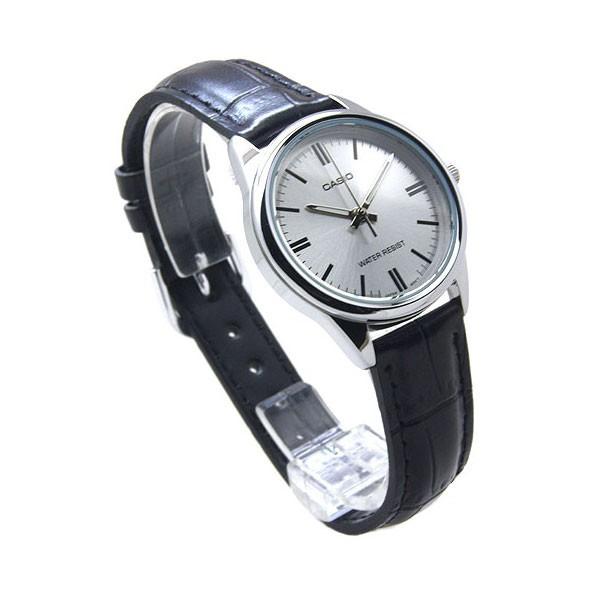 Đồng hồ nữ Casio CHÍNH HÃNG LTP-V005L, DÂY DA