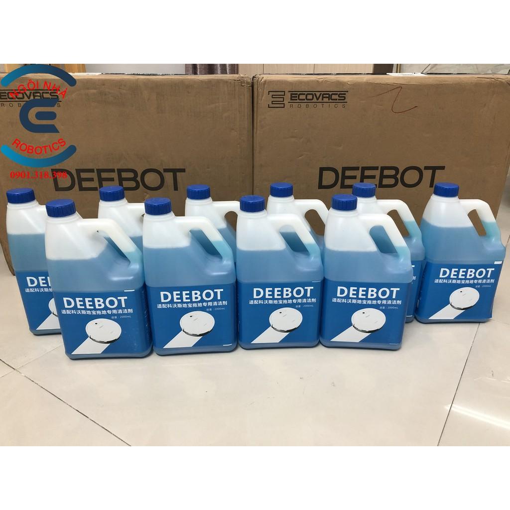 Nước lau sàn chuyên dụng dành riêng cho Robot lau nhà