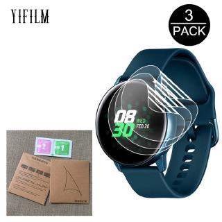 Miếng dán tpu chống trầy tiện dụng dành cho Samsung Galaxy Watch Active Active 2 40mm 44mm