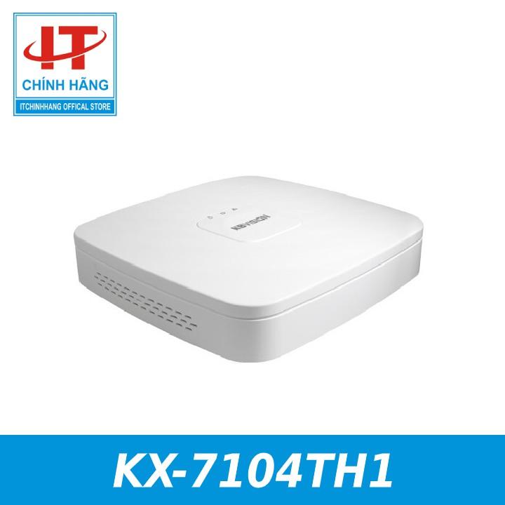 ĐẦU GHI KBVISION DVR KX-7104TH1 - BẢO HÀNH KBVISION 24 THÁNG