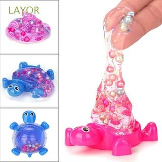 Bubble Putty Fluffy Floam Plasticine/Playdough Scented Sludge Squishies Slime Clay