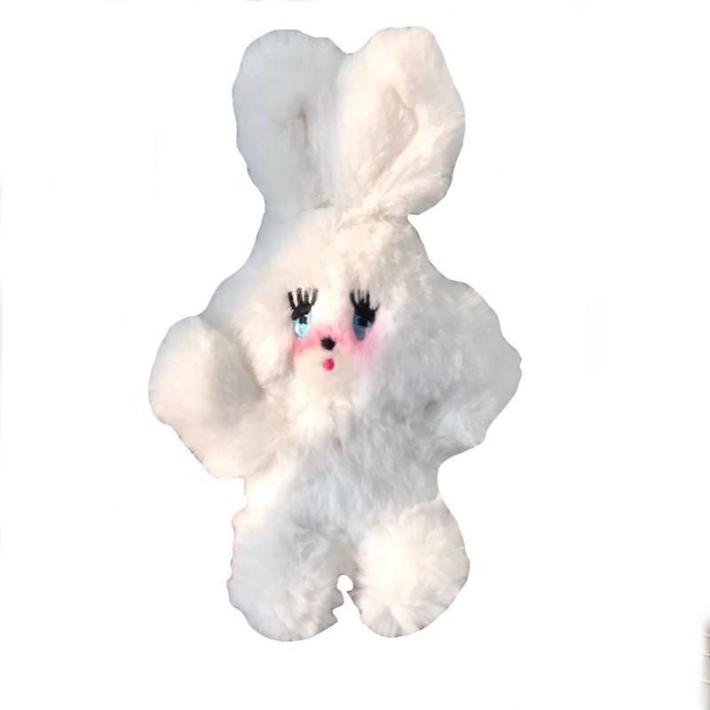 Girl Hearts Foxy Blush Bunny Shy Bunny Mini plush doll Backpack Pendant Keychain