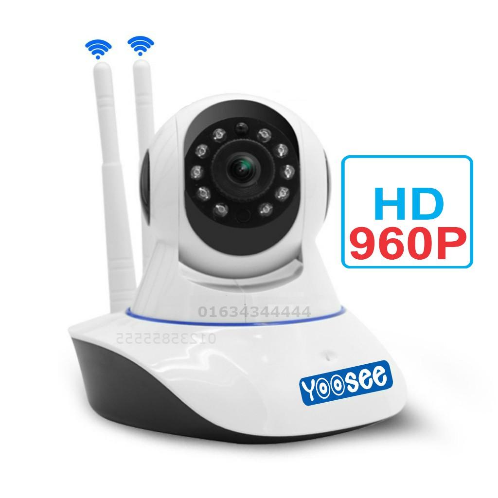 Camera yoosee HD 960P độ phân giải 1.3 Mpx bảo hành 06 tháng