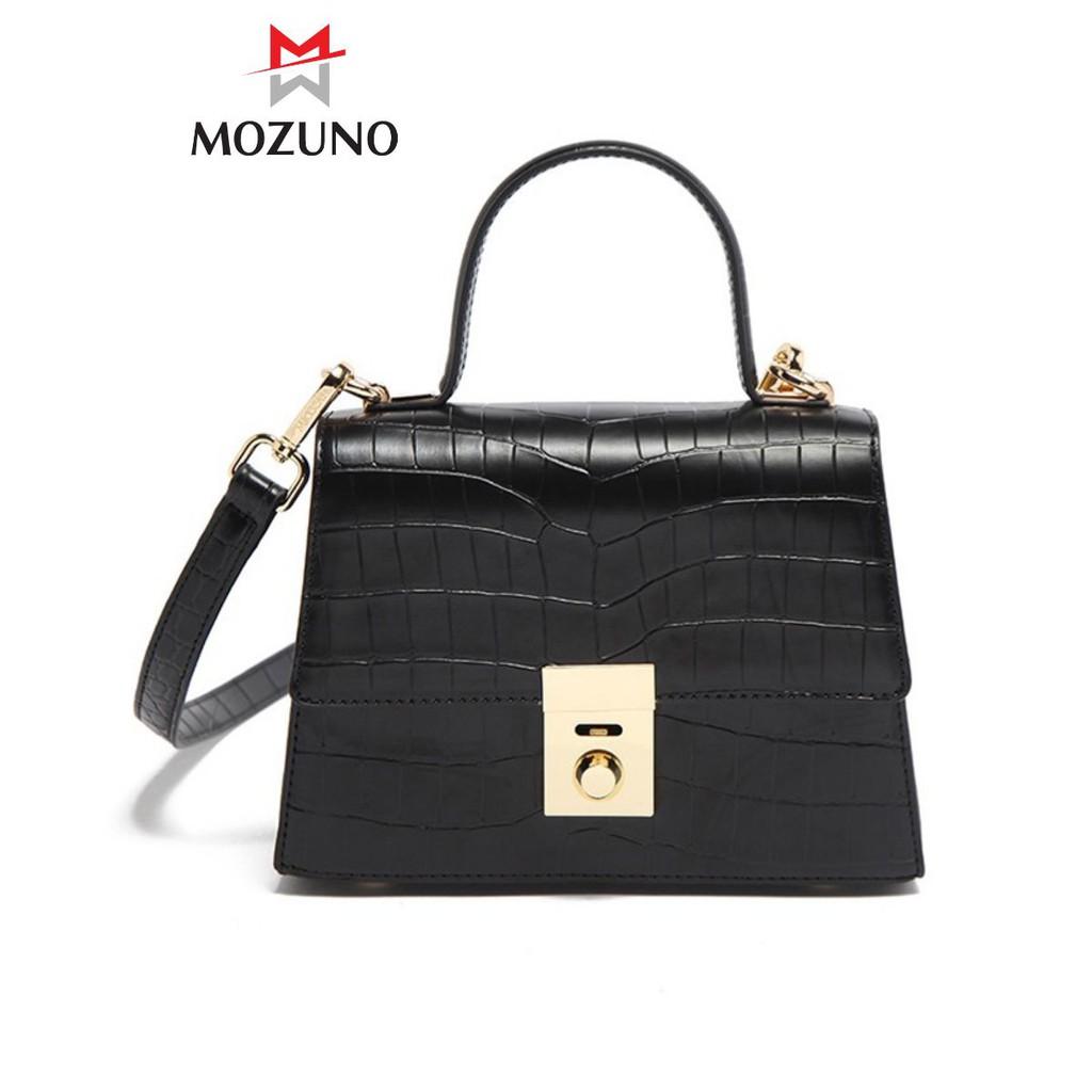 Túi Xách Nữ Đeo Chéo Thời Trang Chính Hãng MICOCAH Nhiều Ngăn Đi Chơi Da Mềm Trẻ Trung Kiểu Mới Siêu Hot MC65 - Mozuno