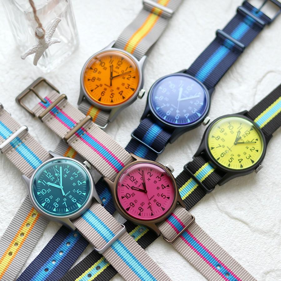 Đồng hồ Nam Timex MK1 Aluminum California 40mm.