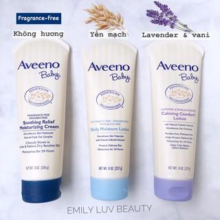 Kem dưỡng ẩm Aveeno Baby