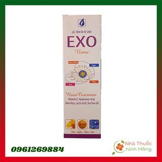 Gel tắm và vệ sinh phụ nữ EXO NANO 100ml 1