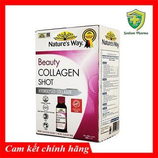 Nature s Way Beauty Collagen Shot Hộp (10 Chai 50ml) Lưu Giữ Nét Đẹp Thanh Xuân thumbnail