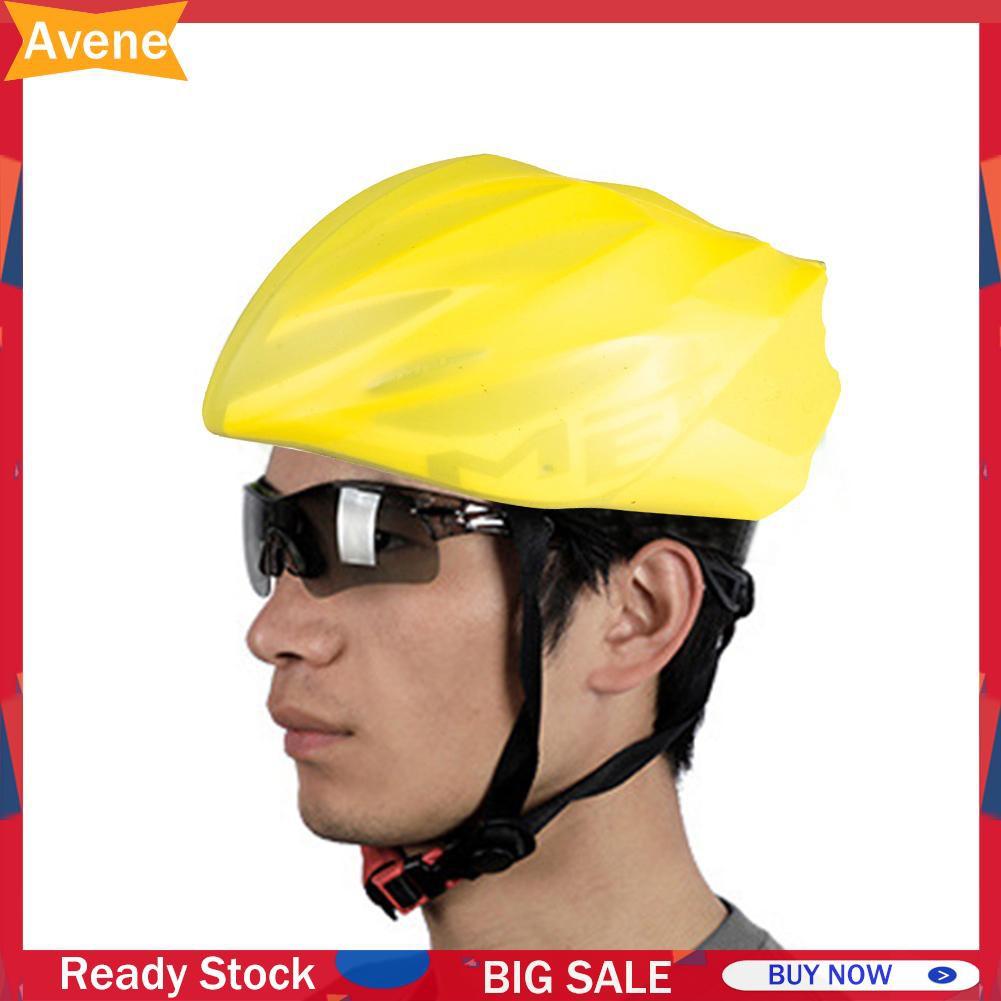 Mũ Bảo Hiểm Chống Thấm Nước Chống Mưa An Toàn Cho Xe Đạp Ốp