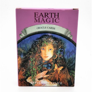 [Gửi file]Bộ Earth magic oracle cards