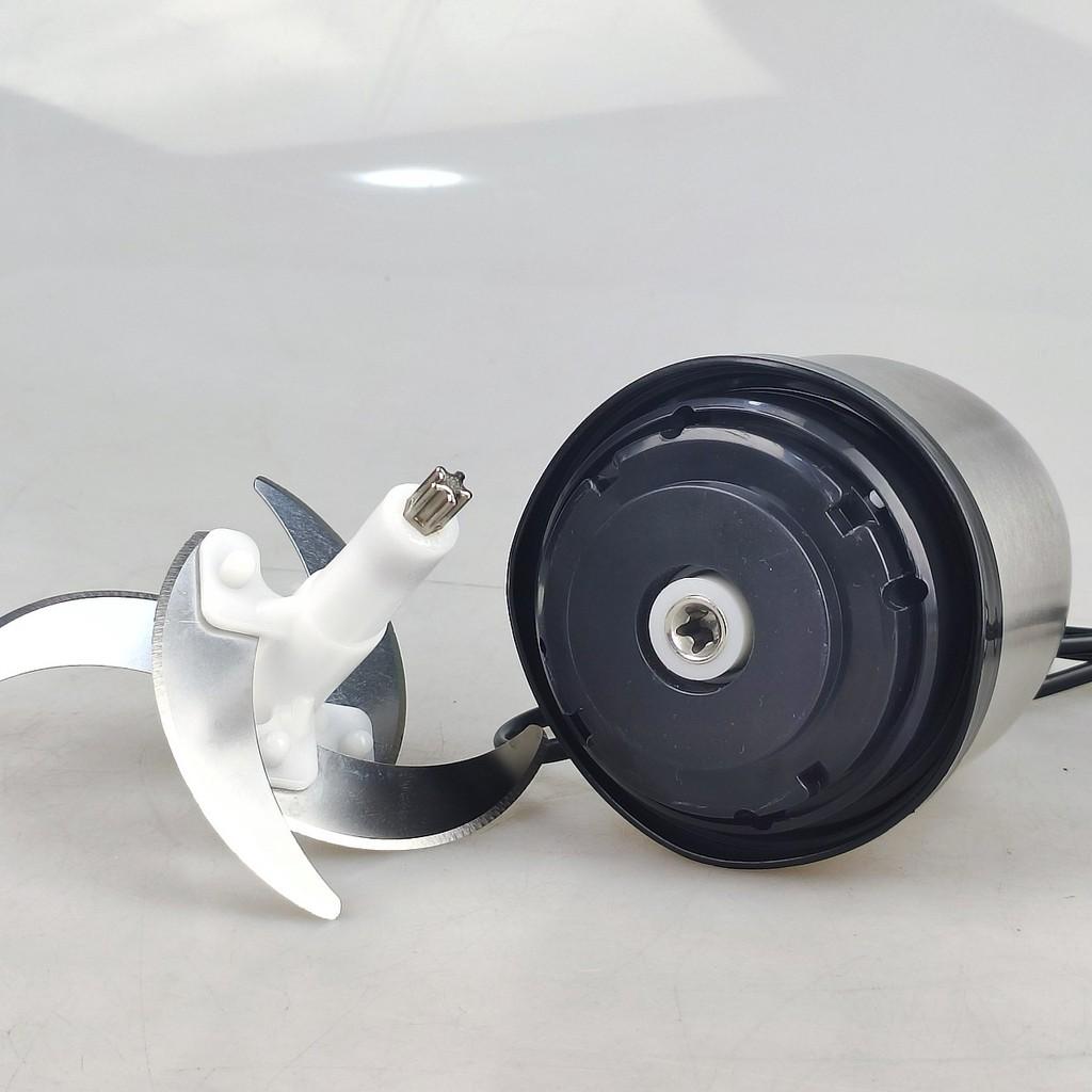 Máy xay thịt đa năng Perfect PF-X01 cối thủy tinh công suất 300W dung tích 1.8L - Hàng chính hãng bảo hành 12 tháng