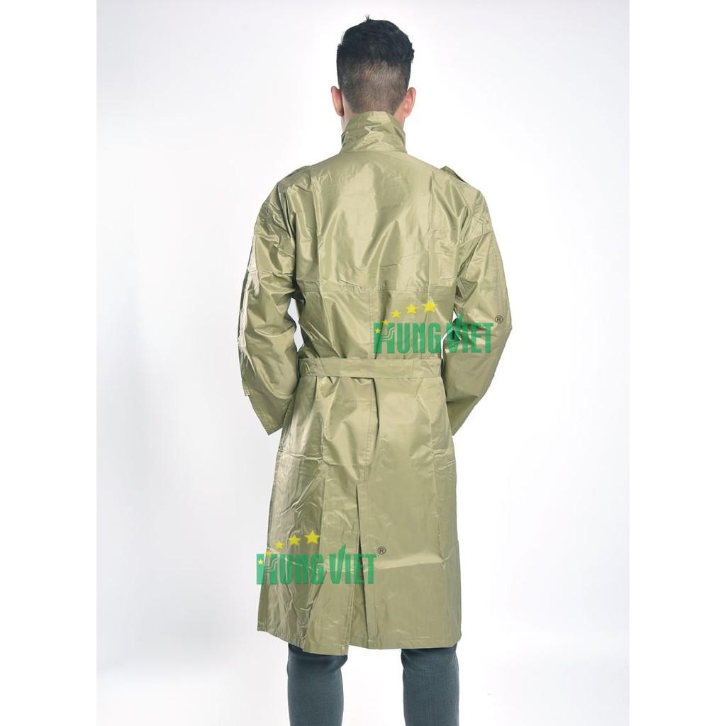 Áo mưa măng tô chống thấm cao cấp loại đặc biệt