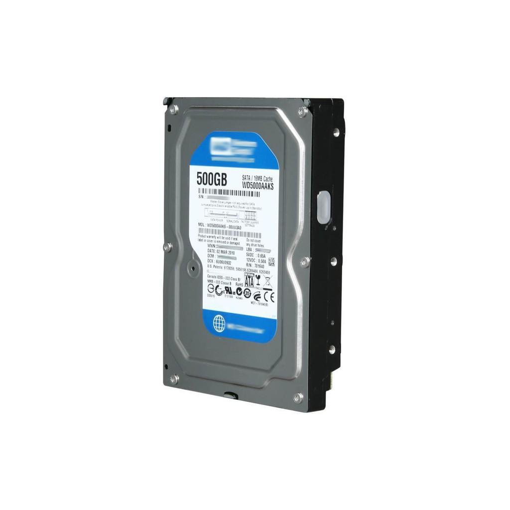 Ổ cứng máy tính để bàn 500GB (Kèm cáp SATA)