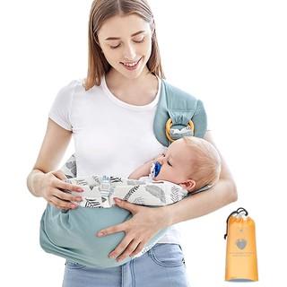 Địu em bé sơ sinh Aixintu cho bé dưới 3 tuổi đa chức năng