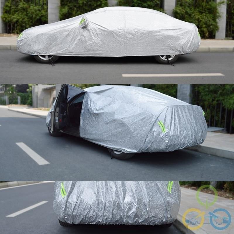 Bạt phủ xe ô tô 3D trống trộm,trông xước,trống mưa,trống nắng. Có hỗ trợ móc chốt cửa an toàn