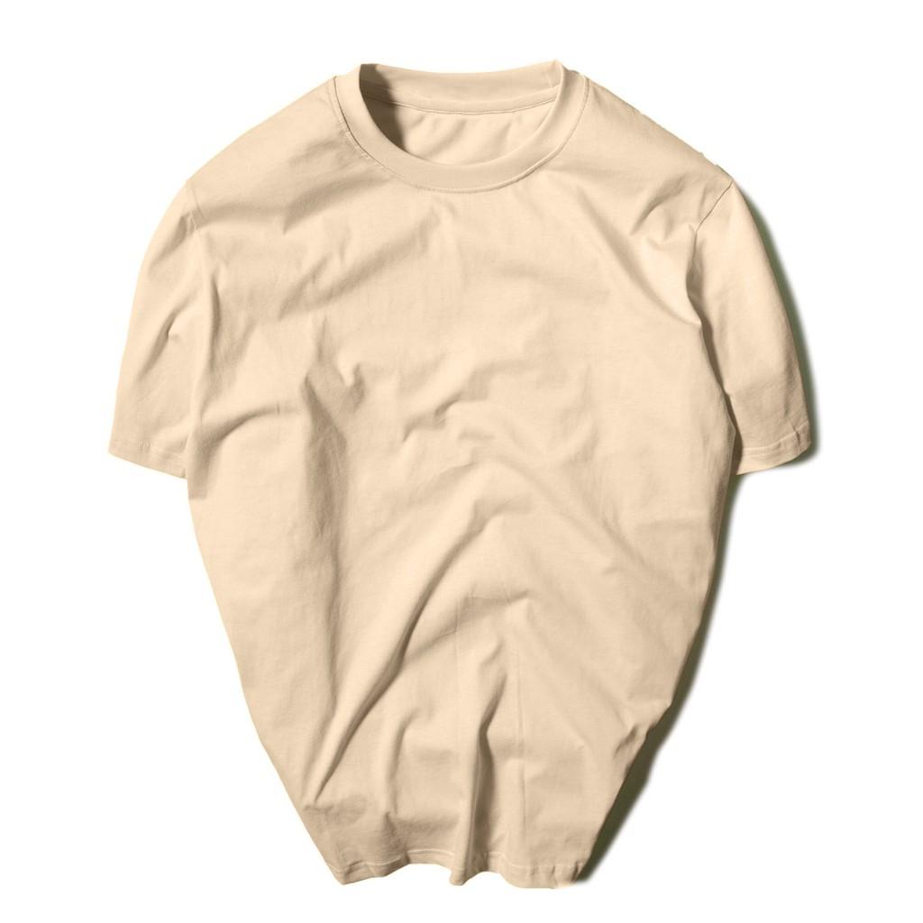 Áo Thun Nam Cổ Tròn Cao Cấp ( nhiều màu) Tay Ngắn, chất cotton bề mặt vải mềm