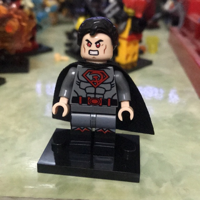 Minifigure nhân vật Superman