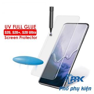 Kính cường lực công nghệ UV mới nhất cho Samsung S20