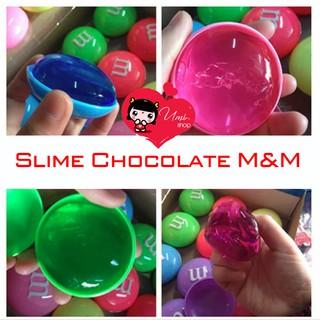 Slime Chocolate M&M