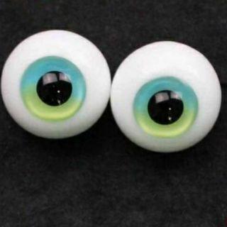 Mắt thủy tinh cho BJD 16mm