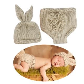 Set đồ bộ đan len dễ thương cho bé chụp ảnh