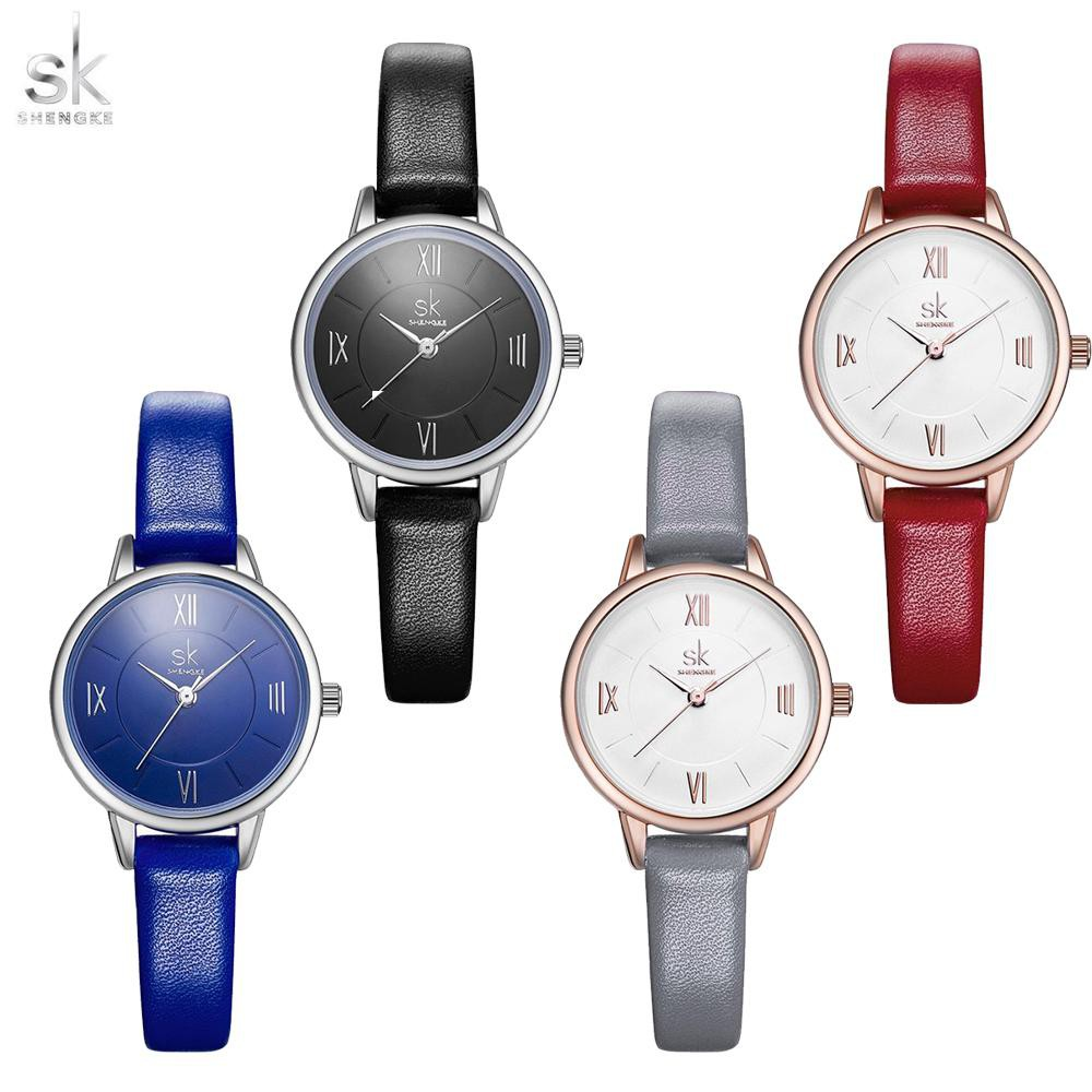 Đồng hồ nữ Chính Hãng Shengke UK K