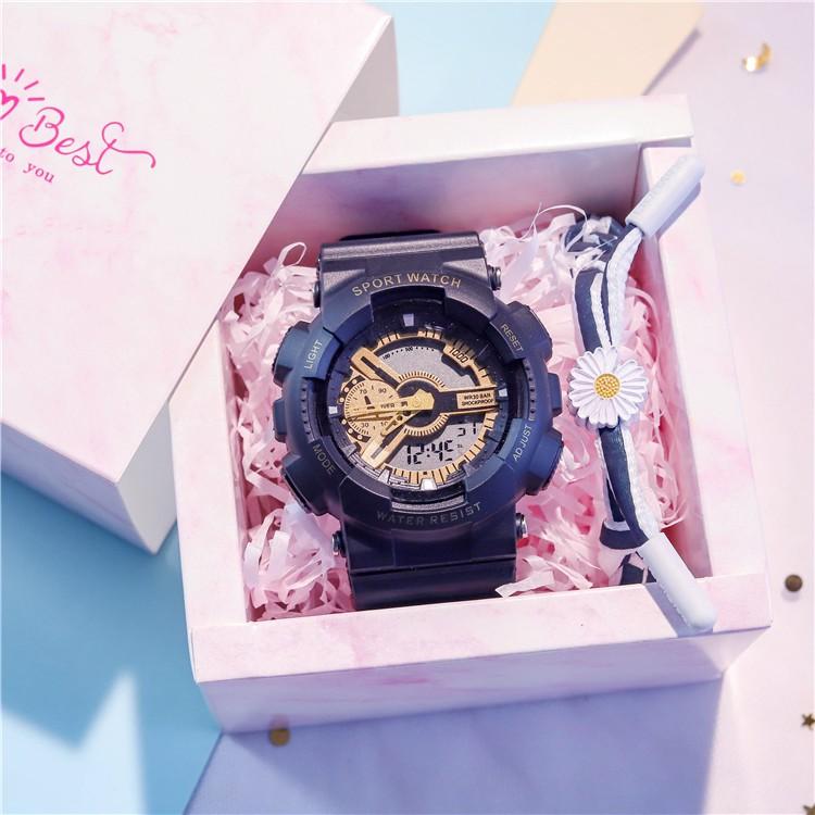 Đồng hồ thể thao nam nữ Unisex cao cấp chính hãng SPORT WATCH siêu hot giá rẻ
